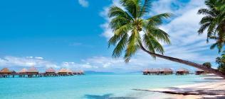 Tahiti - Moorea - Maupiti - Bora Bora