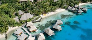 Tahiti - Moorea - Bora Bora - Rangiroa