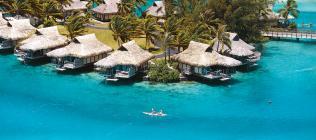 Tahiti - Moorea - Raiatea - Bora Bora
