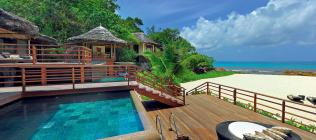 Constance Lemuria Villas Seychelles