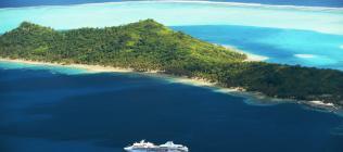 Îles de la Société & des Tuamotu