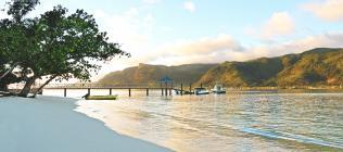 L'Habitation Cerf Island
