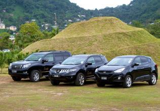 """Seychelles : Transferts privés """"Deluxe"""""""