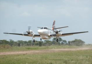 Zanzibar : Vols intérieurs