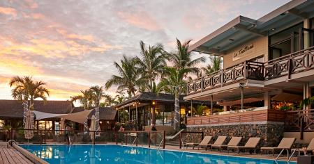 Iloha Seaview Hôtel