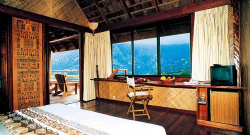 Hanakee Hiva Oa Pearl Lodge : Hébergement