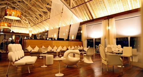 Intercontinental Resort & Thalasso Spa : Restauration