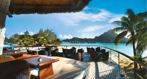 Le Méridien Bora Bora : Restauration