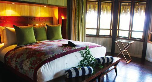 Sofitel Bora Bora Private Island : Hébergement
