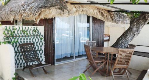 Village Temanuata Beach : Hébergement