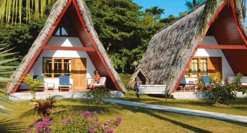 La Digue Island Lodge : Hébergement