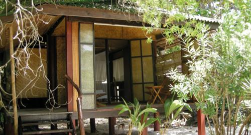 Pension Le Kuriri Village : Hébergement