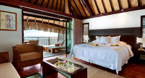 Hilton Moorea Lagoon Resort : Hébergement