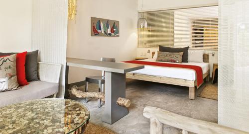 Zilwa Attitude : Hébergement