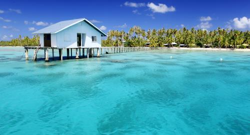 L'île Vanille en 4x4 et en bateau
