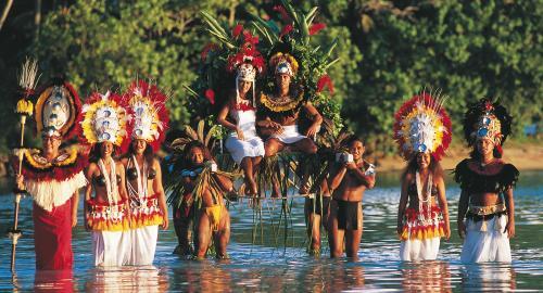 Tiki Village Theatre