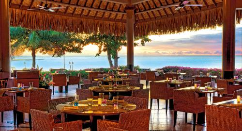 Tahiti Pearl Beach Resort & Spa : Restauration