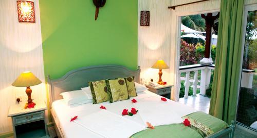 Le Relax Beach Resort : Hébergement