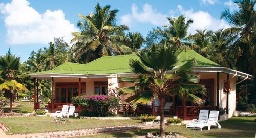 Villas d'Or : Hébergement