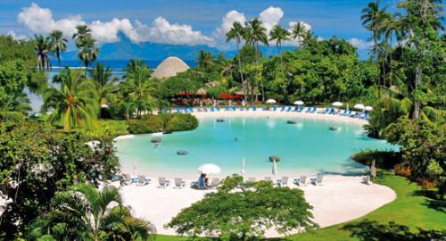 Tahiti Ia Ora Beach Resort : Activités / Loisirs
