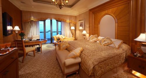 Emirates Palace : Hébergement