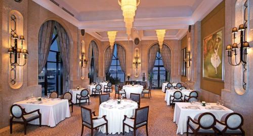 Shangri-La Qaryat Al Beri : Restauration