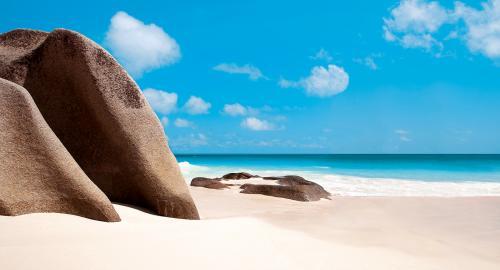 Praslin : Les plus belles plages du monde