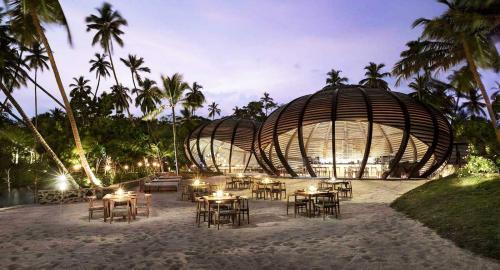 Anantara Peace Haven Tangalle Resort : Restauration