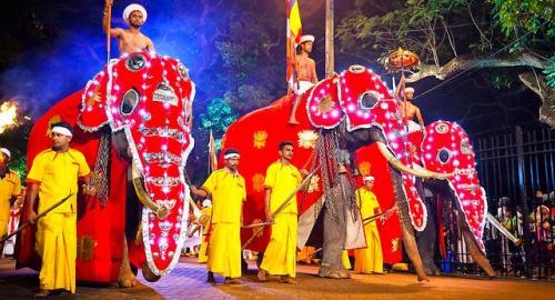 Sri Lanka : Temples & Religions