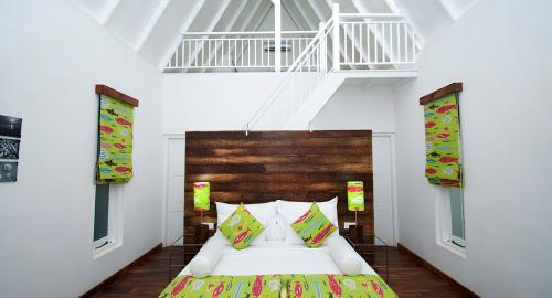 Maalu Maalu Resort & Spa : Hébergement