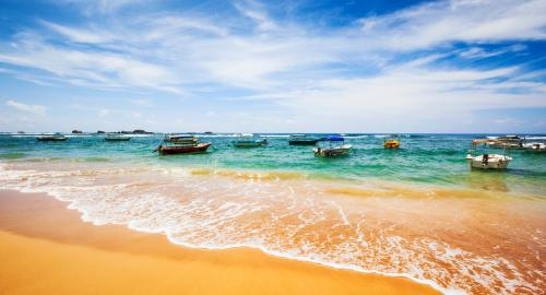 Sri Lanka : Plages