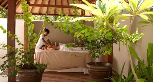 Praslin : Détente dans les spas
