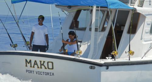 Praslin : La pêche dans tous ses états