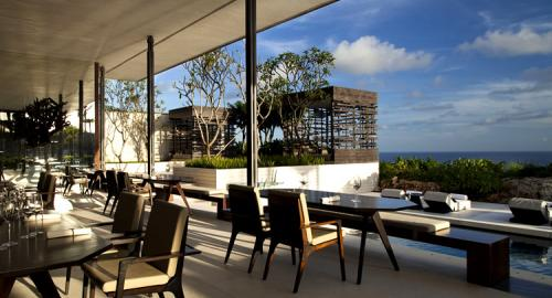 Alila Villas Uluwatu : Restauration