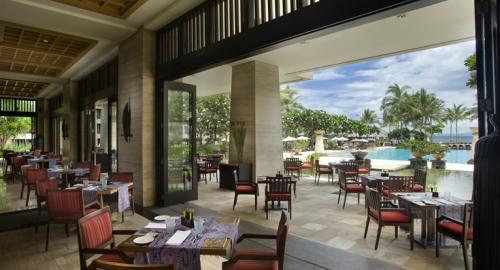 Conrad Bali : Restauration