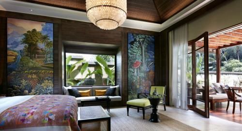 Mandapa, a Ritz-Carlton Reserve : Hébergement