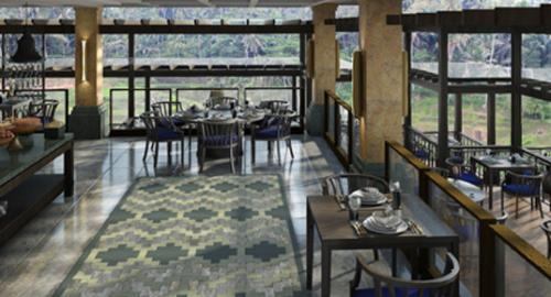 Mandapa, a Ritz-Carlton Reserve : Restauration