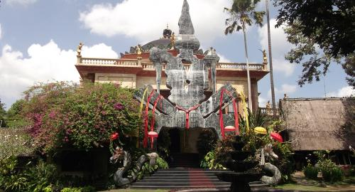 Ubud - Capitale de l'art Balinais