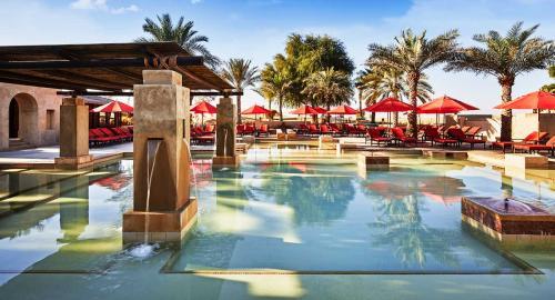 Bab Al Shams Desert Resort & Spa : Activités / Loisirs