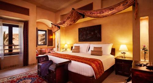 Bab Al Shams Desert Resort & Spa : Hébergement
