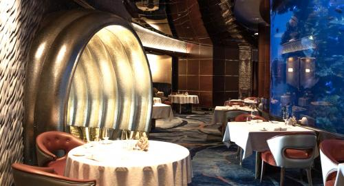 Burj Al Arab : Restauration