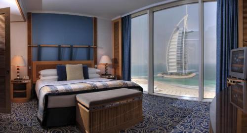Jumeirah Beach Hôtel : Hébergement