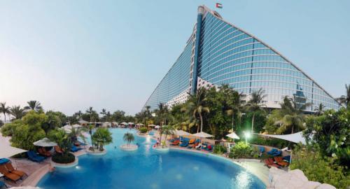 Jumeirah Beach Hôtel : Activités / Loisirs