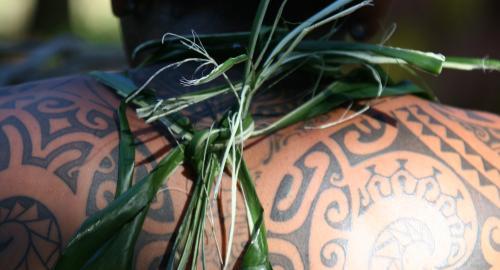 Bora Bora : Le tatouage