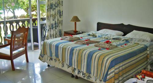 Augerine Guest House : Hébergement
