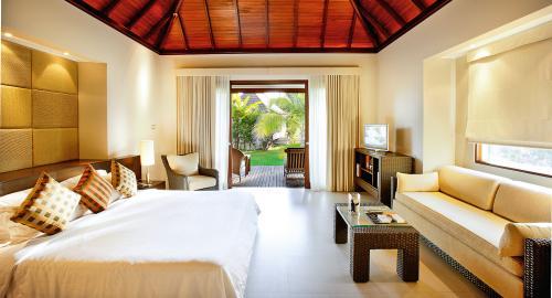 Hilton Seychelles Labriz Resort & Spa : Hébergement