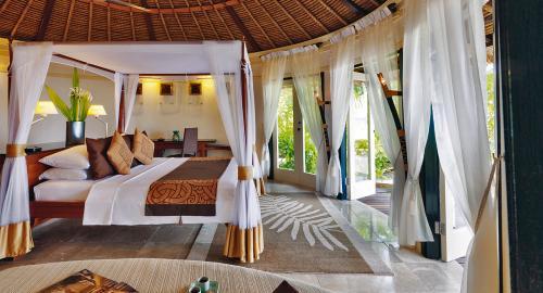 Banyan Tree Vabbinfaru : Hébergement