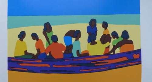 Mahé : Les artistes des îles