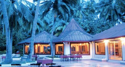 Biyadhoo Island Resort : Restauration