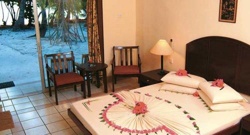 Biyadhoo Island Resort : Hébergement